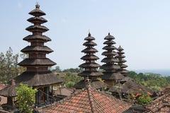 Pura Besakih, Bali, Indonesia Fotos de archivo libres de regalías