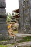 Pura Besakih Bali 08. Pura Besakih Besakih Temple on the slopes of Mount Agung in Bali, Indonesia royalty free stock photo