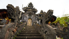 Pura Besakih em Bali Fotos de Stock Royalty Free