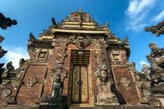 Pura Besakih tempel, Bali royaltyfri foto