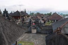 Pura besakih temple. Bali indonesia Stock Photo
