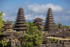 Pura Besakih temple, Bali Royalty Free Stock Images