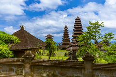 Pura Besakih temple - Bali Island Indonesia Royalty Free Stock Images