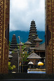 The Pura Besakih temple complex Stock Photos