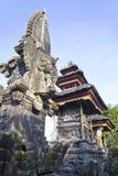 Pura Gelap, Besakih, Bali, Indonesia Royalty Free Stock Photography