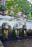 Pura Goa Gajah temple at Bali island Stock Photography