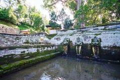 Pura Goa Gajah temple at Bali island Stock Photo