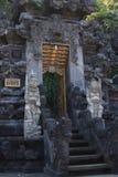 Pura Goa Lawah 02 Стоковые Изображения RF