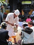 Pura Goa Lawah 31 Stock Images