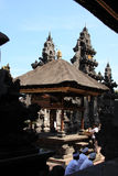 Pura Goa Lawah 33 Stock Image