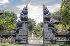 Pura Goa Lawah Temple Caverne de batte dans Bali, Indonésie photographie stock libre de droits