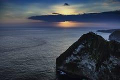 Pura Gunung Cemeng image stock