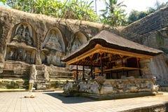 Pura Gunung Gawi Temple Foto de archivo libre de regalías