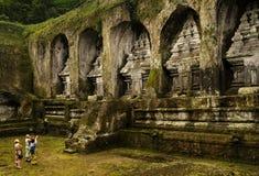 Pura Gunung Kawi Obraz Royalty Free
