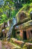 Pura Gunung Kawi, Bali, Indonesia Fotografia Stock Libera da Diritti
