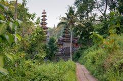 Pura Gunung Lebah Temple dans Ubud, Bali Photographie stock