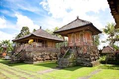 Pura Kebo Eden temple ,Pejeng-Gianyar, Bali Stock Photos