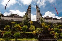 Pura Lempuyang świątynia fotografia royalty free