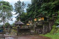 Pura Lempuyang tempel royaltyfria bilder
