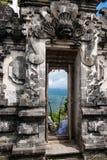 Pura Lempuyang tempel royaltyfria foton