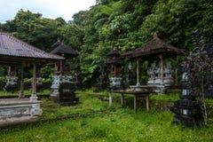 Pura Lempuyang tempel arkivfoto