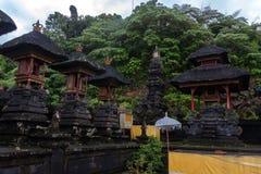 Pura Lempuyang-Tempel lizenzfreies stockbild