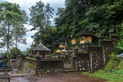 Pura Lempuyang temple royalty free stock images