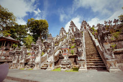 Pura Lempuyang temple. Bali Royalty Free Stock Images