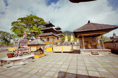 Pura Lempuyang temple. Bali Royalty Free Stock Photos