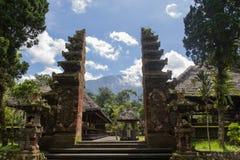 Pura Luhur Batukaru Imagen de archivo libre de regalías
