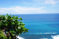 Pura Luhur Uluwatu. Bali island Stock Photo
