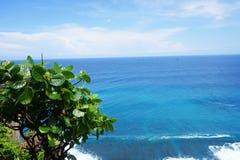 Pura Luhur Uluwatu Isla de Bali Foto de archivo