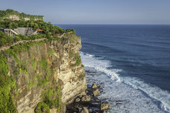 Pura Luhur Uluwatu temple, Bali Royalty Free Stock Images