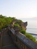 Pura Luhur wall Stock Photo
