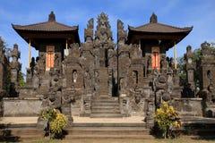 Pura Mauwe Karang temple in Bali island (Indonesia) Royalty Free Stock Image