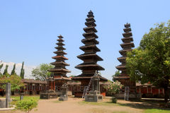 Pura Meru Temple in Mataram, Lombok island (Indonesia) Stock Photography