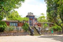 Pura Miru (Yayasan Krama), Narmada, Lombok image libre de droits