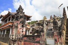 Pura Pasar Agung, Bali, Indonesia. Image of a Hindu temple known as Pura Pasar Agung, at Bali, Indonesia Royalty Free Stock Photography