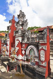 Pura Pasar Agung, Bali, Indonesia Royalty Free Stock Photos