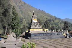 Pura Poten, destination merveilleuse de voyage de temple Images libres de droits