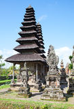 Pura Taman Ayun Royalty Free Stock Photo