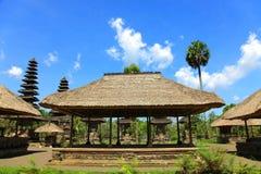 Pura Taman Ayun Royalty-vrije Stock Fotografie
