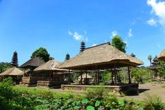 Pura Taman Ayun Royalty-vrije Stock Foto's