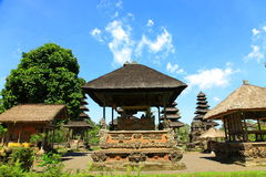 Pura Taman Ayun Stock Afbeelding