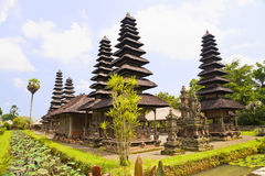 Pura Taman Ayun, Bali, Indonesië stock afbeelding