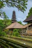 Pura Taman Ayun. Bali. Royalty Free Stock Photos