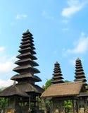 Pura Taman Ayun Bali indonesia Stock Photos