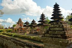 Pura Taman Ayun in Bali. Pura Taman Ayun is a compound of Balinese temple and garden with water features located in Mengwi subdistrict in Badung Regency, Bali Stock Photos