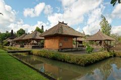 Pura Taman Ayun en Bali Fotos de archivo libres de regalías
