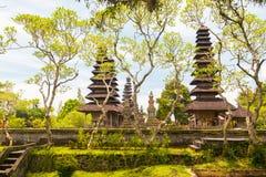 Pura Taman Ayun i ogród, Mengwi Zdjęcia Royalty Free